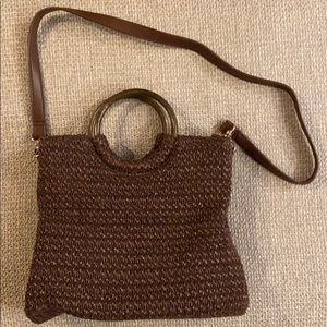 Fossil Brown purse